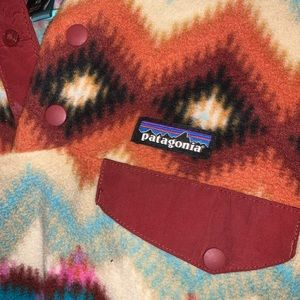 Multi color Patagonia Sweatshirt